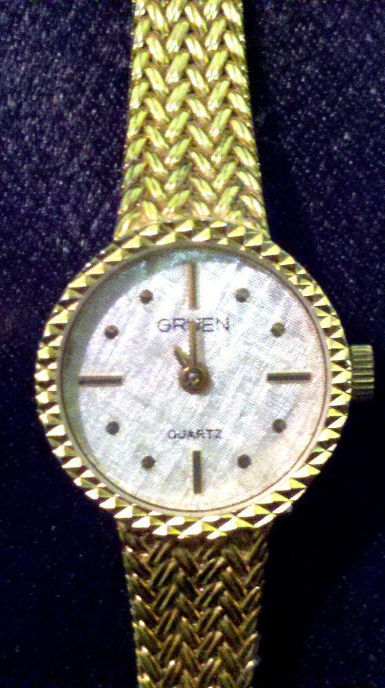 beautiful women 39 s watches rare vintage gruen watch. Black Bedroom Furniture Sets. Home Design Ideas