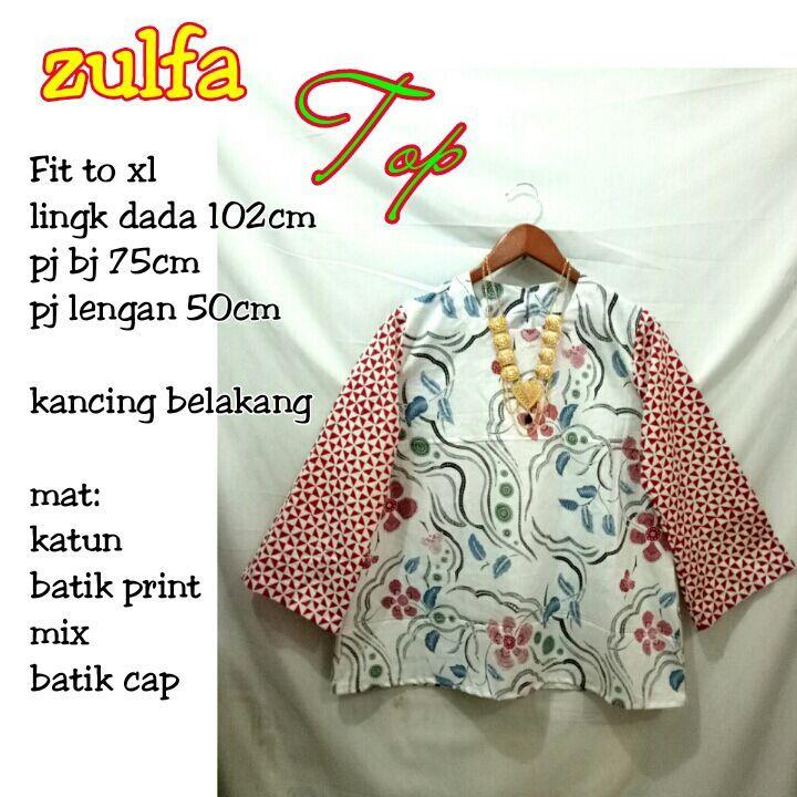 De 16 bsta jual baju batik wanita Hub  081391835966bilderna p