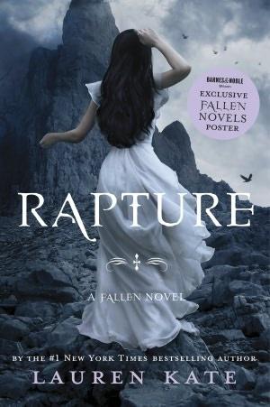 Rapture (Lauren Kate's Fallen Series #4 - B Exclusive Edition)    YEA FOR DANIEL!!!