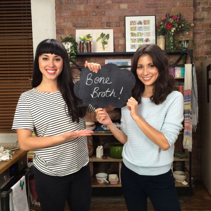 Watch our Hemsley + Hemsley step-by-step video guide to making the perfect Bone Broth!