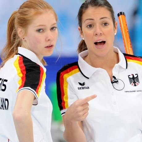 Olympic curling team