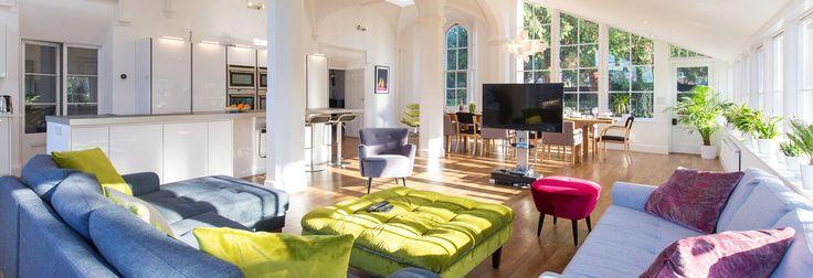 Accommodation - Pitmaston House | Worcester | Sleeps 12
