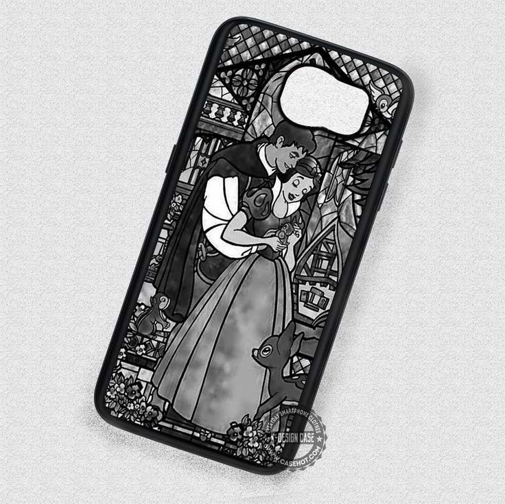 Red Poison Snow White - Samsung Galaxy S7 S6 S4 Note 7 Cases & Covers