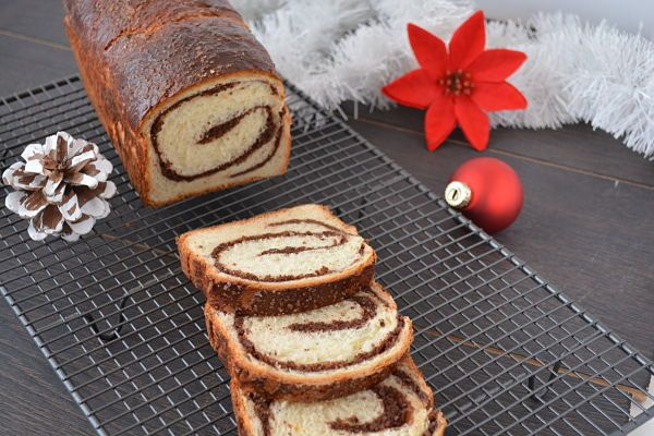 Walnut Sweet Bread | Passion for cooking