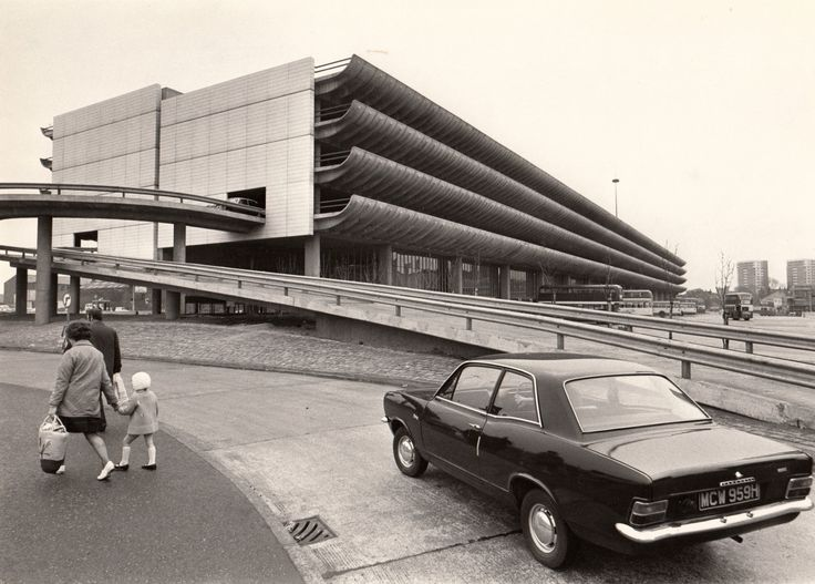 Bus Station, Preston