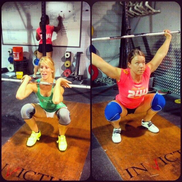 The Benefits of Knee Sleeves via CrossFit Invictus