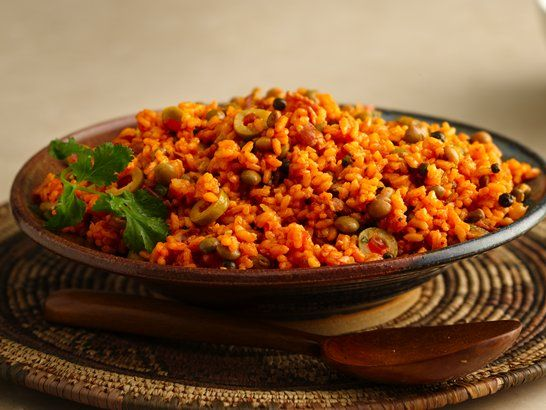 Rice with Pigeon Peas and Coconut | Recipe | Recetas ...