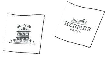 La Maison des Carrés Hermès | Carrés soie, twillys, foulards, étoles, châles