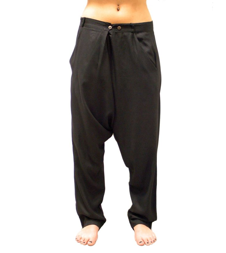 Pantaloni in bamboo