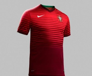 2014 world cup portugal home soccer jersey 79.00