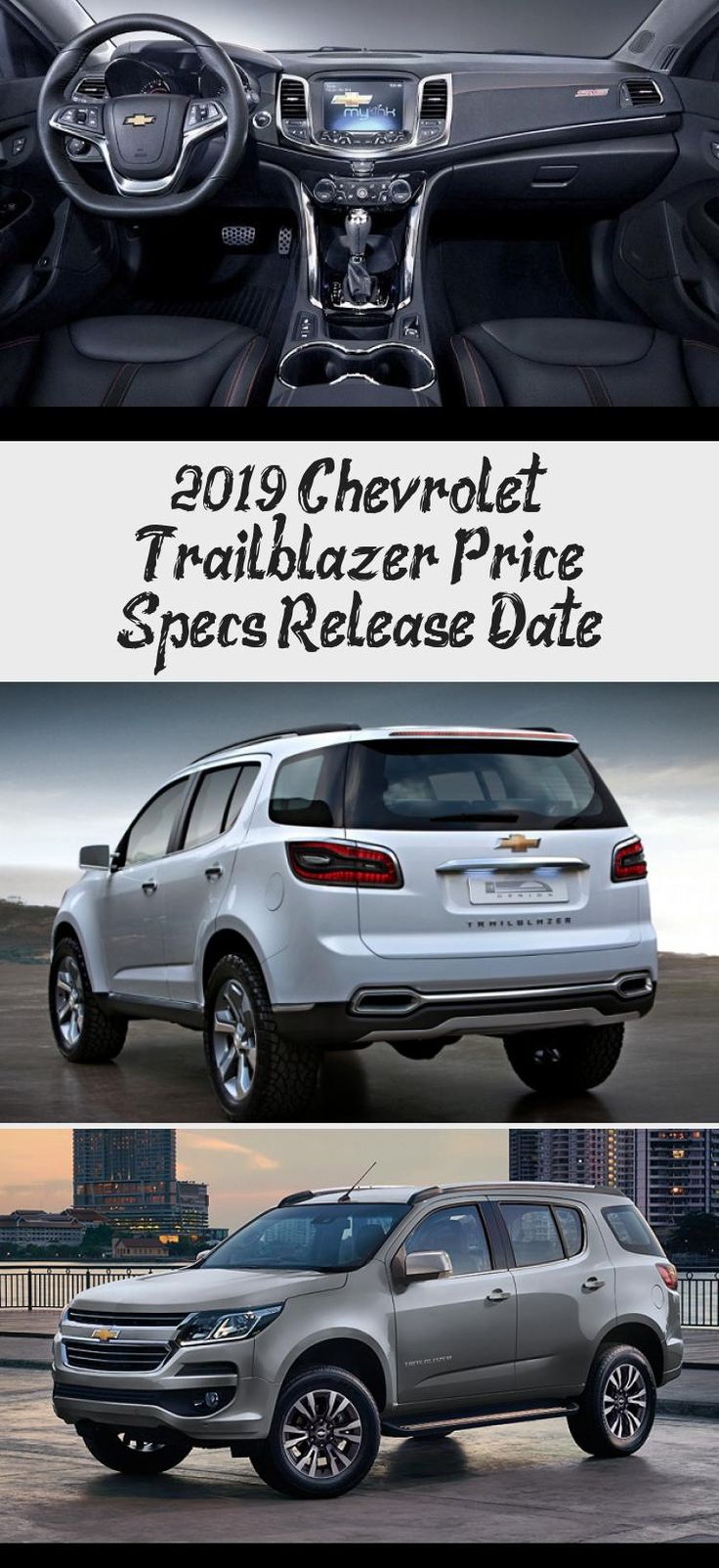 2019 Chevrolet Trailblazer Price, Specs, Release Date in