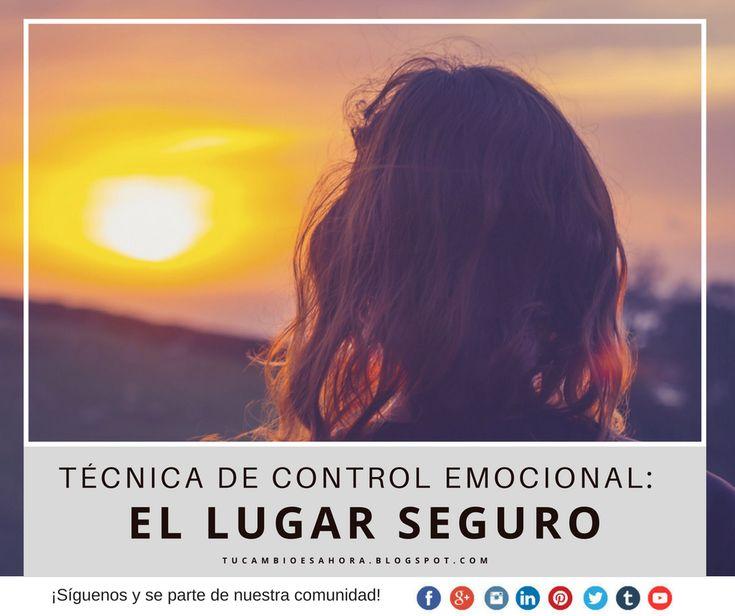 Si estás saturado de emociones negativas y no sabes cómo manejarlas te invito a conocer esta técnica donde podrás usar tu imaginación y sentirte a gusto.  #salud #bienestar #psicología #consejos #blog #emociones