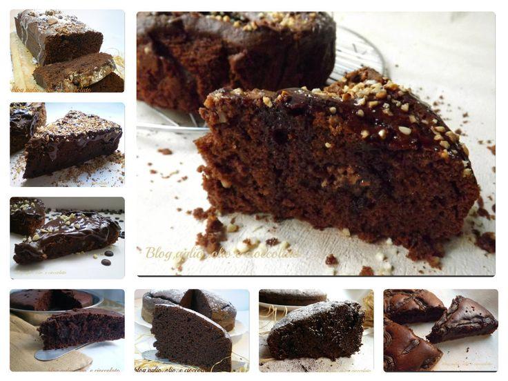 Questa.è una piccola Raccolta di Torte al Cioccolato,quelle che vi sono piaciute di piu'.La mia preferita,so già qual'è,adesso tocca a voi scegliere.