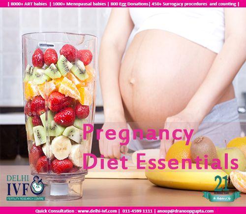 During the pregnancy women should have excellent balanced diet. #DIFC #healthtips #surrogacy #ivf #pregnancy
