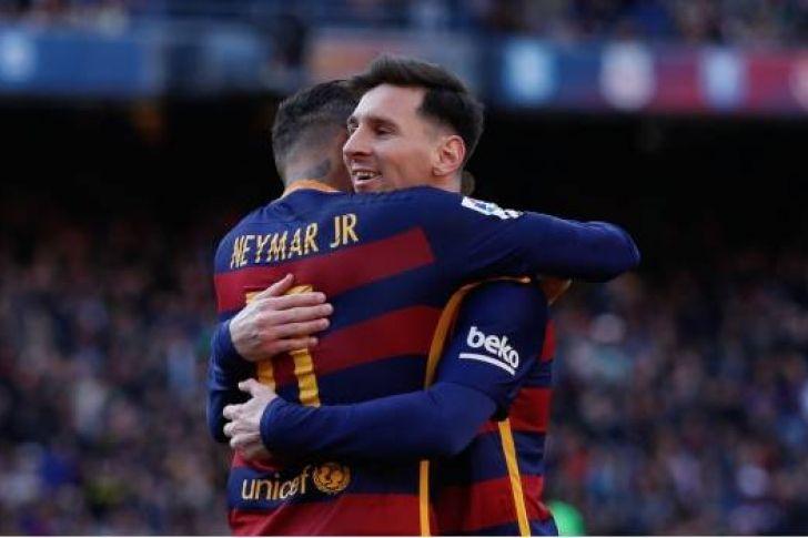La emotiva carta de Messi a Neymar tras abandonar al Barcelona: Te quiero mucho, amigo