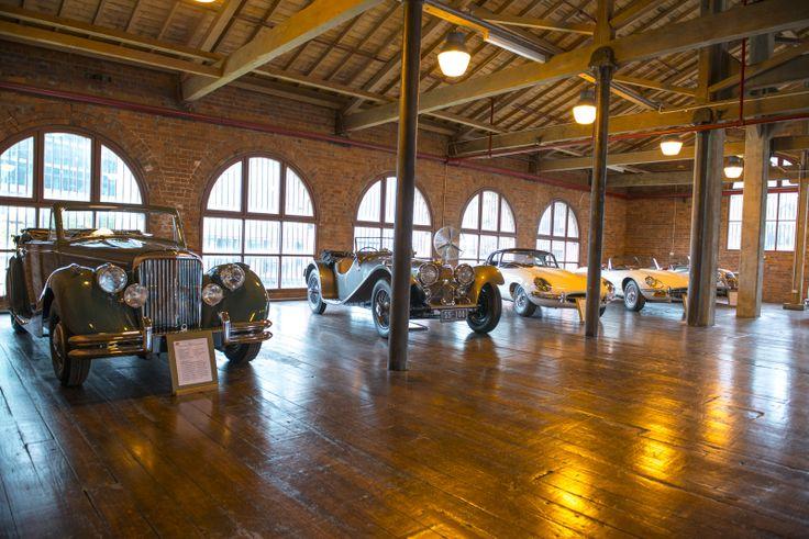 Lindsay Car Collection