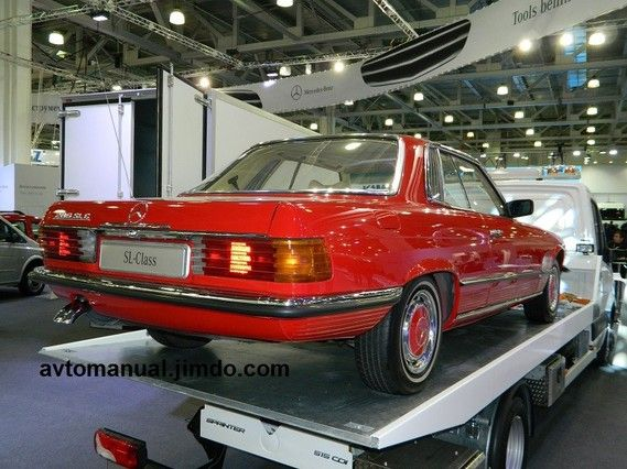 Mercedes Benz C107