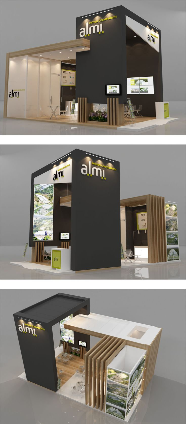 Modern Exhibition Booth Design : Best exhibition stand images on pinterest