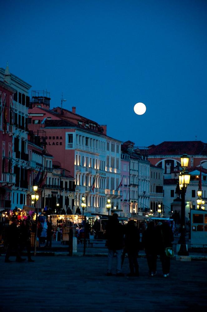 E poi...la Luna.
