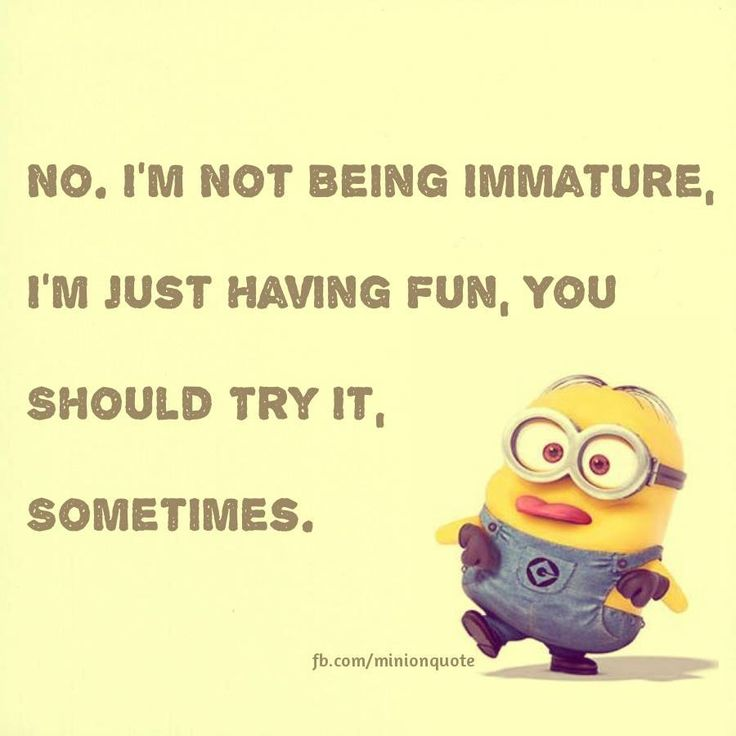 I Love You Quotes Minions : ... fun Minion Quotes Pinterest Sexy sayings, Quotes and Love hurts