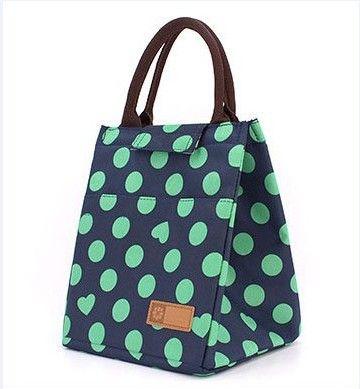 2017 Portable Thermal Bag Women / Men Lunch Bag Cooler Lunch Box Lady Handbag Children / Kids Lunch Bags / Insulation Package