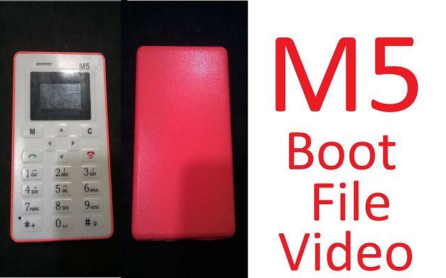 M5 MT6261 Flash File Free Download l M5 MT6261 Flash File W