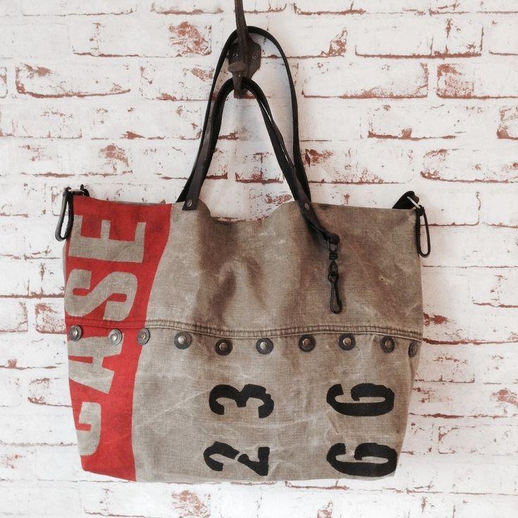 Grand sac week-end vintage SOben www.sobenstore.bicartel.com