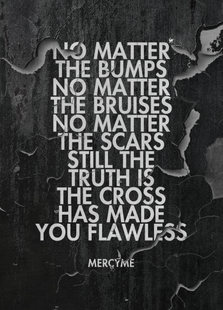 Flawless -MercyMe