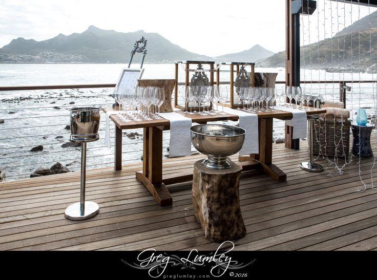Tintswalo Atlantic Beach Wedding Venue