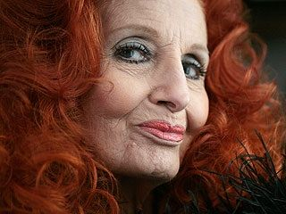 Tempest Storm - burlesque queen at 85 years of age