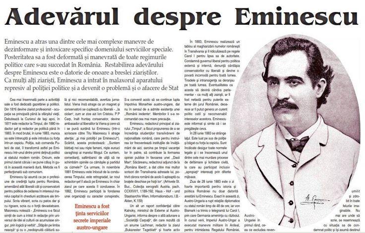 Curentul - Ziaristul Eminescu despre România ca o pradă