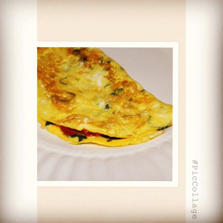 and Sun-dried Tomato Omelet a nice change for breakfast and easy ...
