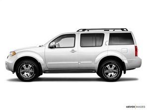 Used Nissan Pathfinder For Sale Austin, TX - CarGurus