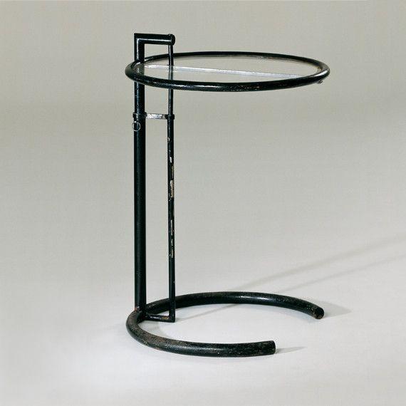 E 1027 table eileen gray design 1927 production 1927 - E 1027 table by eileen gray ...