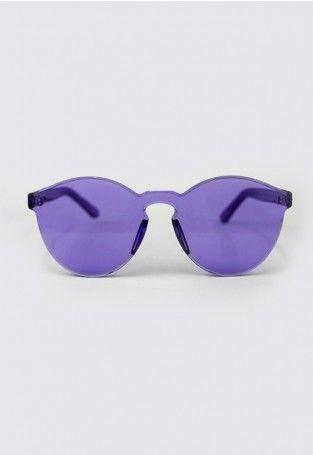 Sunglasses in Amethyst