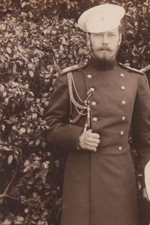 Tsarevich Nicholas Alexandrovich - Later Nicholas II