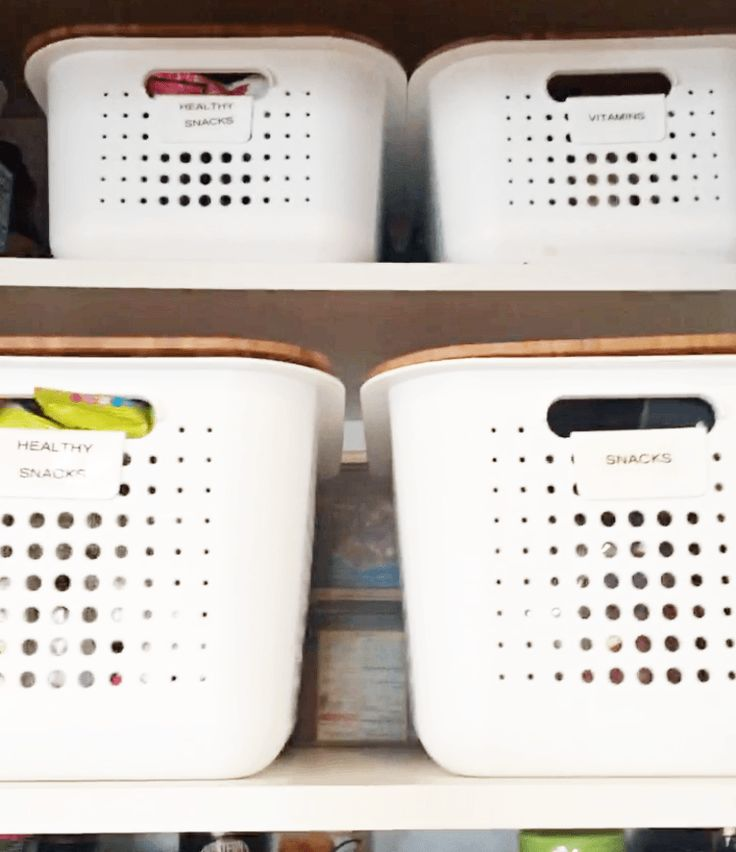 get your pantry organized for the holidays, organization, party organizing, holiday prep, bins, containers for your pantry,how to organize your pantry,