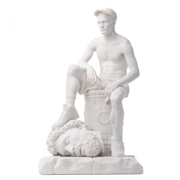 Limited Edition- Marble Sculpture - The Cool Hunter - The Cool Hunter