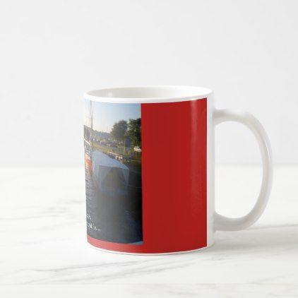 Port Penrhyn Bangor Gwynedd Coffee Mug - home decor design art diy cyo custom