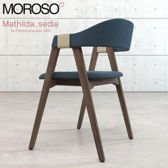 3d модели: Стулья - Mathilda chair