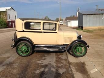 ◆1929 Ford Model A◆