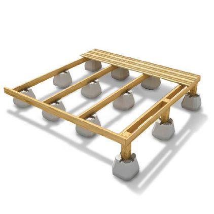 17 meilleures id es propos de plot terrasse bois sur pinterest meuble bois poteau bois. Black Bedroom Furniture Sets. Home Design Ideas