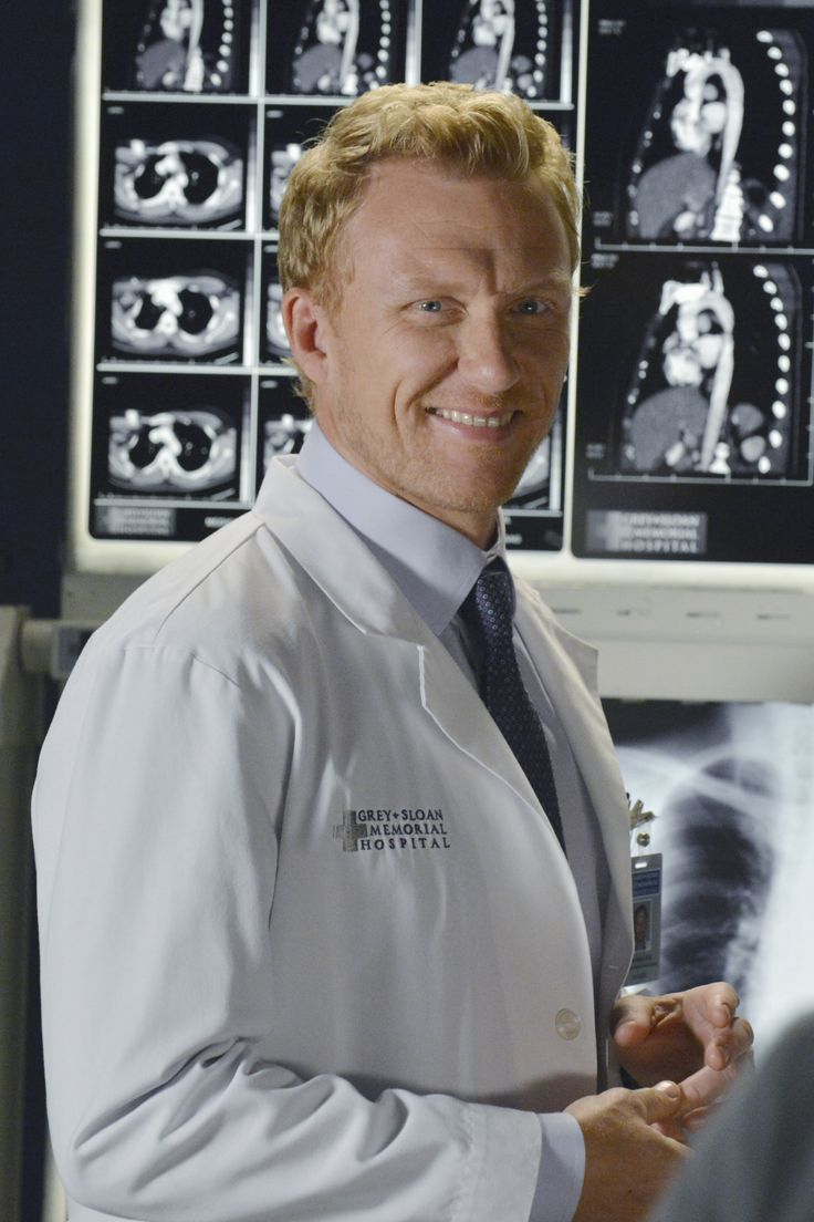 Behind the scenes of Grey's Anatomy with Owen Hunt played by Kevin McKidd!