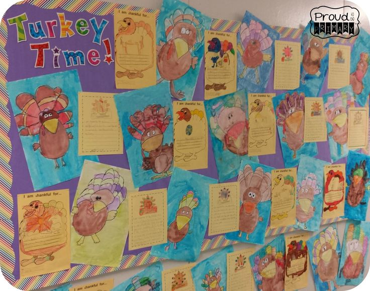 Holidays Around The Blog: It's Turkey Time!