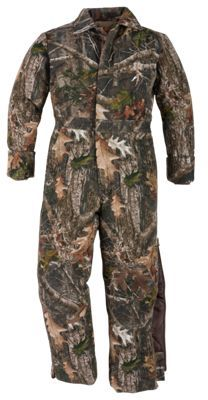 RedHead Silent-Hide Insulated Coverall for Youth - TrueTimber Kanati - 10