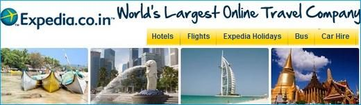 Expedia Coupon Code Extra 10 % Discount on Hotel Bookings (Domestic & International)