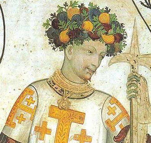 Godfrey of Bouillon - Crusader