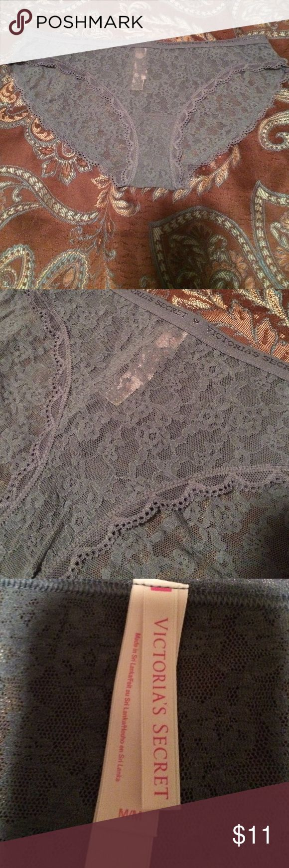 Victoria's Secret lace bikini panty Brand new, bought online so no tags Victoria's Secret Intimates & Sleepwear Panties