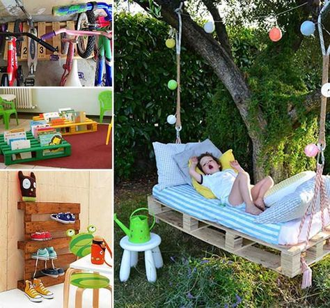 DIY: 10x pallets voor peuters   Lady Lemonade