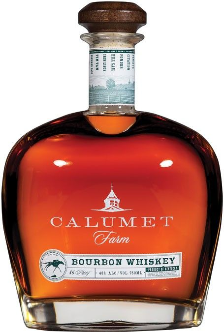 In 1924, William Monroe Wright, a successful entrepreneur and owner of Calumet Baking Powder Company, established a farm on the rolling hills of Lexington, Kentucky. The horses that were raised on Wright's farm would go on to win eight Kentucky derbies, along with two triple crowns.   Calumet Farm Bourbon Whiskey pays homage to Wright's beautiful farm and his tradition of breeding winners. Calumet Farm Bourbon Whiskey   @Caskers